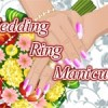 Wedding Ring Manicure