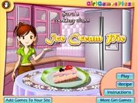 Cucina con sara torta gelato gioca giochi gratuiti su - Giochi di cucina sara ...