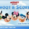 Mickey And Friends Shoot Score