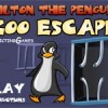 Milton The Penguin: Zoo Escape