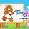 Coloring Fun Care Bear