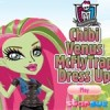 Monster High: Chibi Venus Dress Up Game
