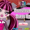 Monster High: Draculaura Dress Up 2
