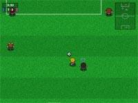 Boy Girl Soccer
