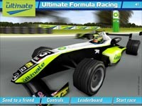 Bp Ultimate Formula Racing