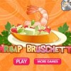 Bruschetta Ai Gamberi