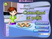 Cucina Con Sara Cannelloni Al Pollo