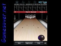 Finger Bowling Android