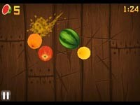 Fruit Ninja Java