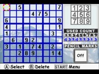 Global Star Sudoku Fever For GBA