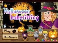 Halloween Babysitter