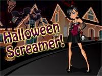 Halloween Screamer