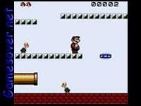 Mario Bros Clone GBC