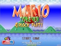Mario Forever Block Party