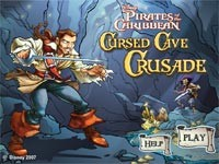 Pirati Dei Caraibi Cursed Cave Crusade