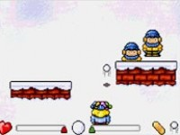 Snow Fight GBA