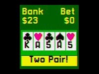 Video Poker Nokia 3650-7650