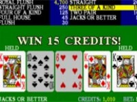 Video Poker Advance GBA