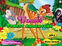 Bambi Avventura Nella Foresta