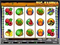 Big Kahuna Slot Machine