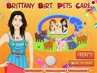 Brittany Birt: Pets Care