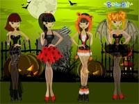 Costumi Di Animali Di Halloween