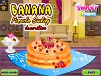 Cucina E Decora I Pancake Alla Banana