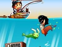 Harbor Fishing