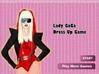 Lady Gaga Dress Up