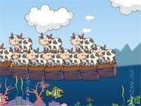 Mucche Galleggianti