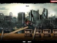 Nuke Rider – Fuga In Moto Dal Fallout