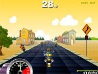 Race Choppers: Gara Di Choppers