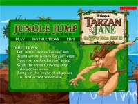 Tarzan & Jane: Jungle Jump