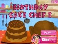 Torta Di Compleanno Dello Chef 2