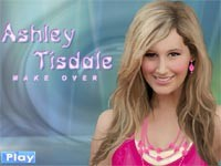 Trucca Ashley Tisdale