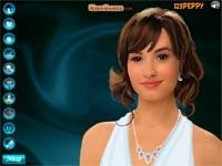 Trucca Demi Lovato
