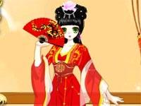 Un'affascinante Principessa Cinese