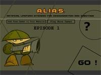 A.L.I.A.S. – Fanteria Delle Stelle