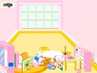 Barbie Cute Room