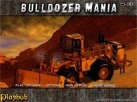 Bulldozer Mania: Trasporto Materiali Pesanti