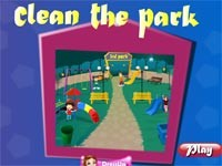Clean The Park: Ripulisci Il Parco