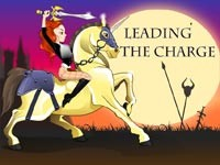 Leading The Charge: Nata Per Comandare