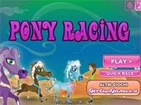 Pony Racing: Gare Di Pony