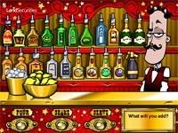 Bartender: Freschi Cocktail!