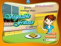 Cucina Con Sara: Frittata Di Verdure