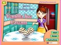 Cucina Con Sara: Gelato Alla Vaniglia