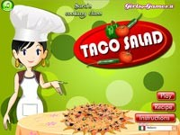 Cucina Con Sara: Insalata Di Taco