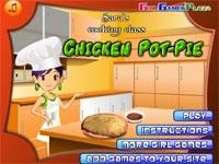 Cucina Con Sara: Torta Di Pollo Ripiena