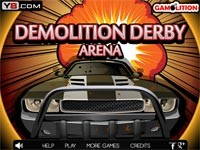 Demolition Derby Arena