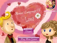 Flower Language Of Love